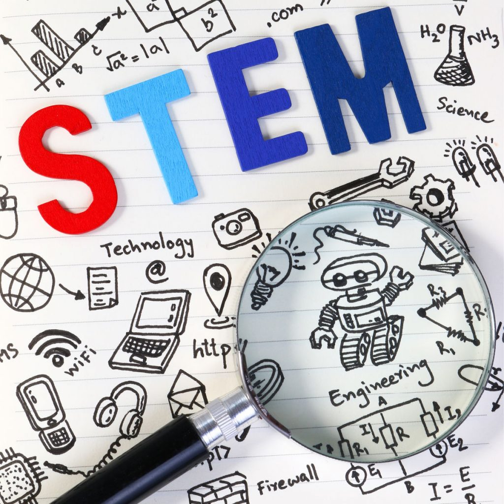 STEM activities for kids on Kids Activities Blog - science, tech, engineering and math