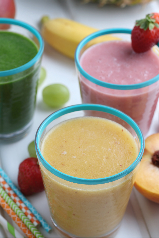 Healthy Smoothies To Start Your Morning the Right Way!