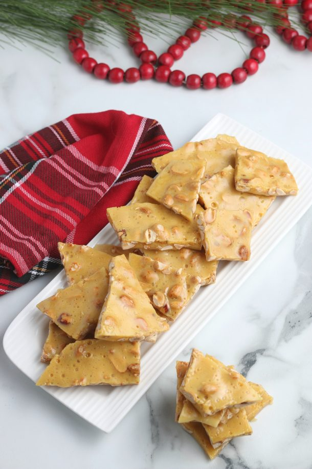 Gifts From the Kitchen: Homemade Peanut Brittle