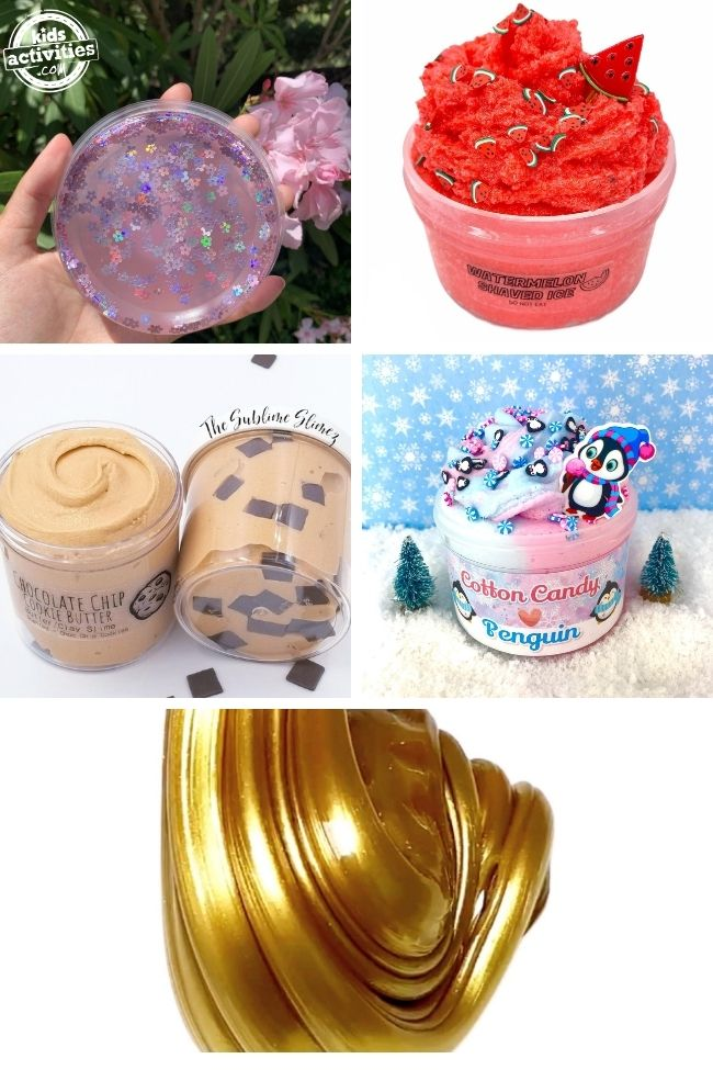 Popular etsy slime shop suggestions