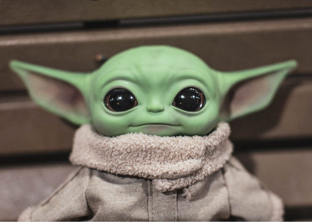 Baby Yoda fun and games, crafts and activities from Kids Activities Blog