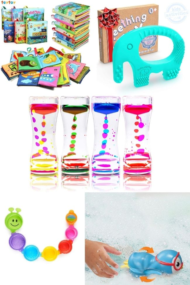 Baby stocking stuffers ideas