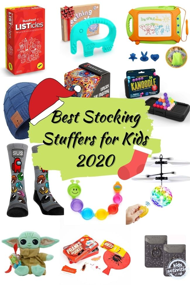 best stocking stuffer ideas for kids