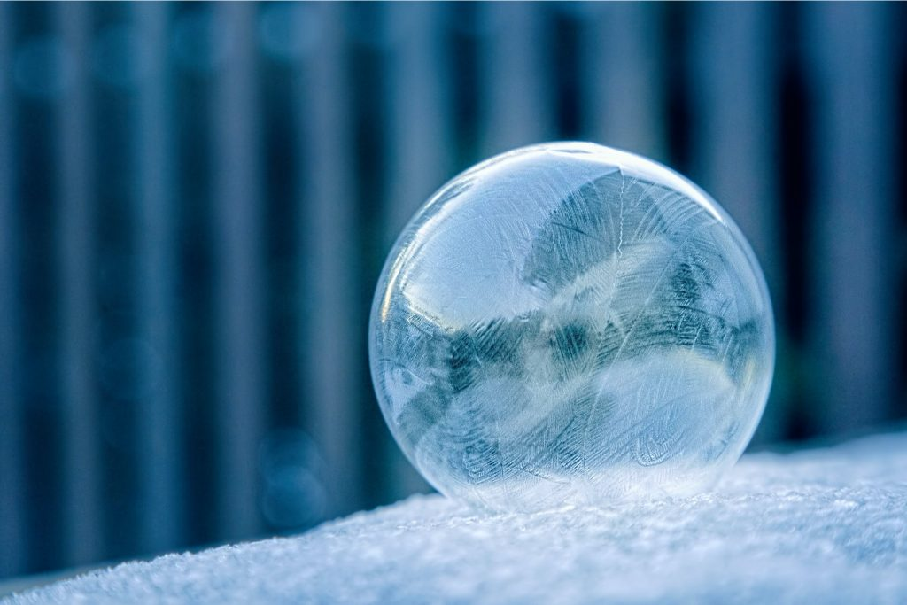 How To Make Frozen Bubbles