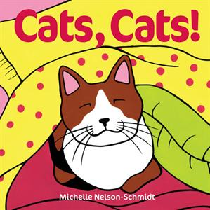 cats, cats! letter c book
