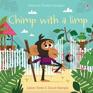 chimp with a limp letter c book