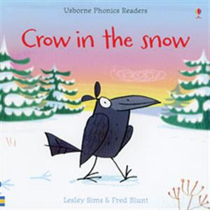 crow in the snow letter c book