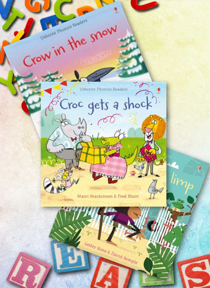 Books to help your child learn the letter C, before preschool!