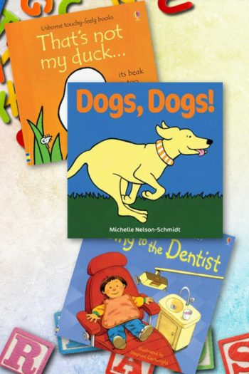easy books to help your children learn the letter d dogs ducks dentist