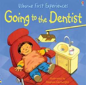 going to the dentist letter d book