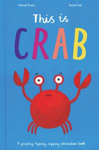 this is crab letter c book