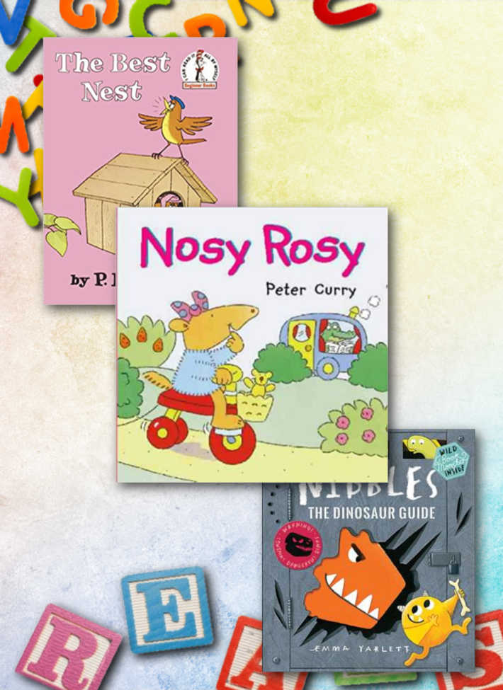 letter n books for preschoolers