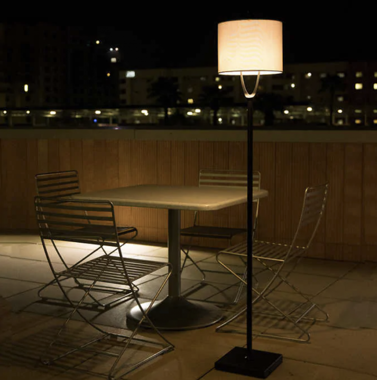 Costco Is Selling A 3-in-1 Patio Lamp To Make Your Outdoor Space Extra Cozy