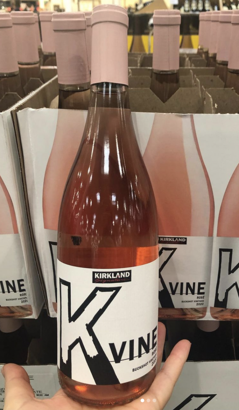 People Are Obsessed With Costco's New $10 Rosé And I'm On My Way