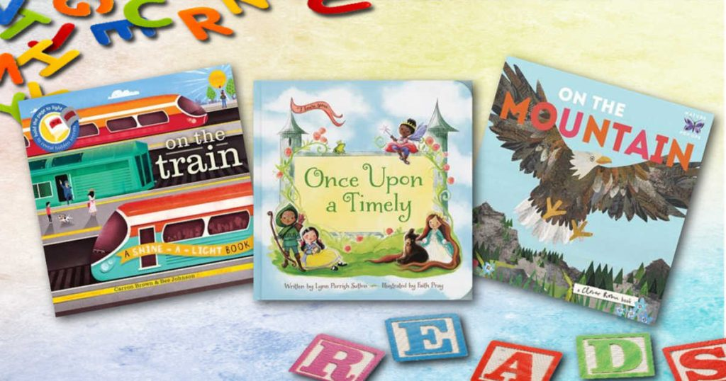 These are my three favorite books for preschoolers for the letter O!