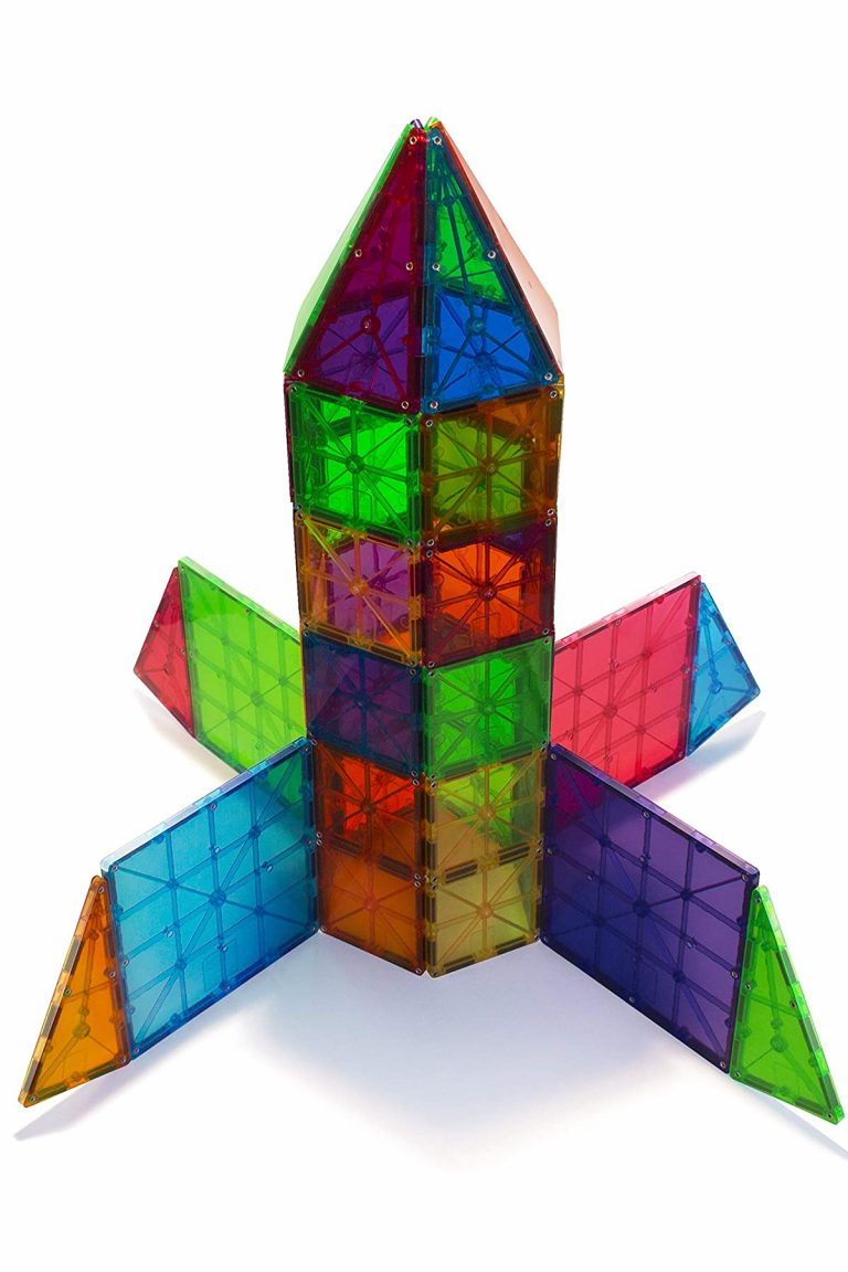 Parents Are Obsessed With The Magna-Tiles For Their Children