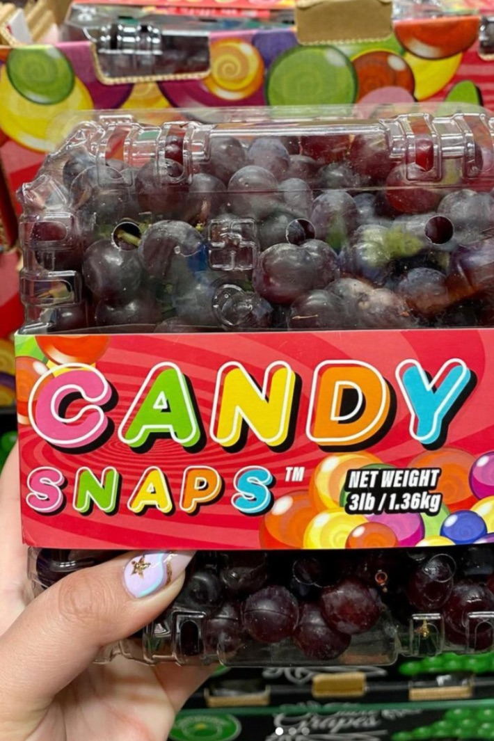 Costco Is Selling Grapes That Taste Like Candy and I'm On My Way