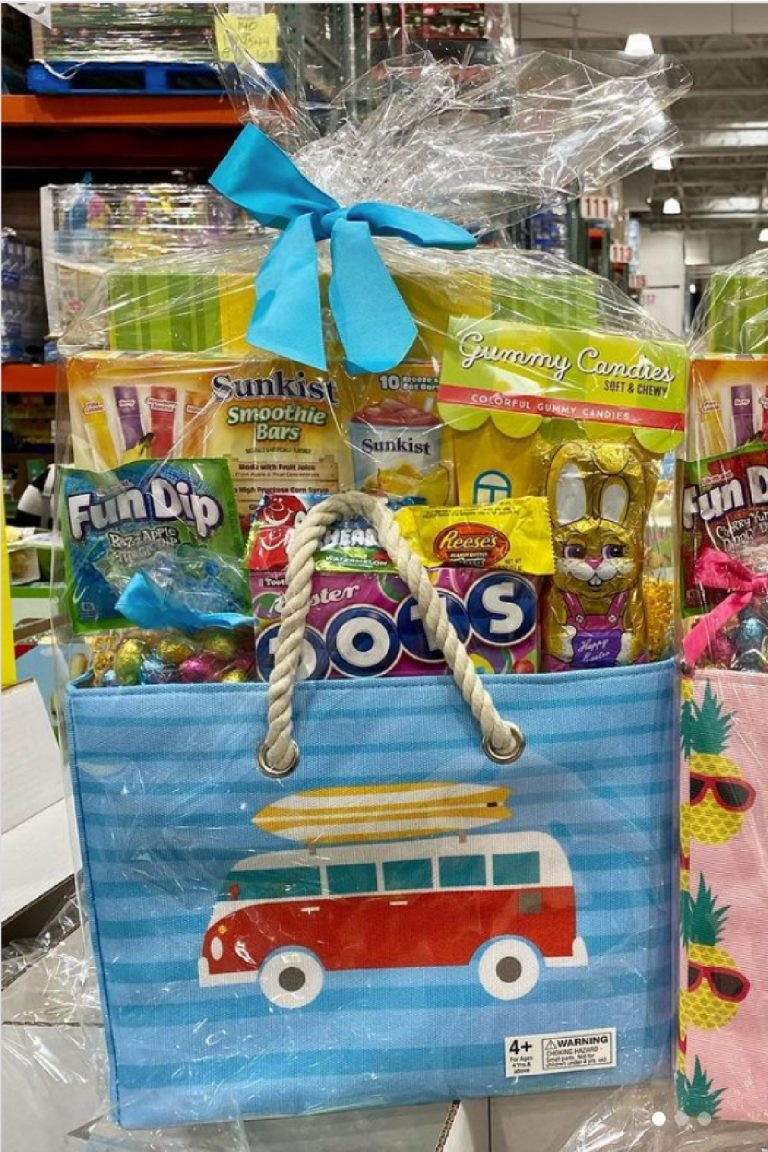 Costco is Selling Easter Totes Full of Candy and I'm on My Way