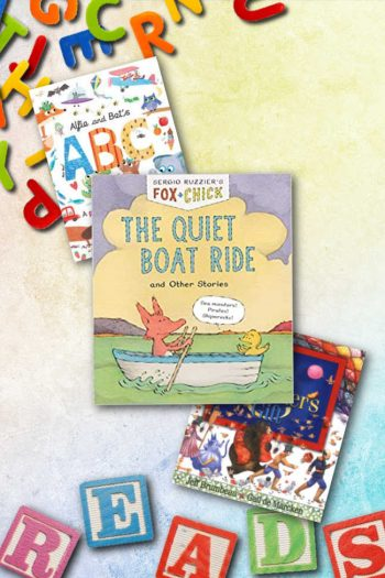 some of our favorite books to teach preschoolers the letter q