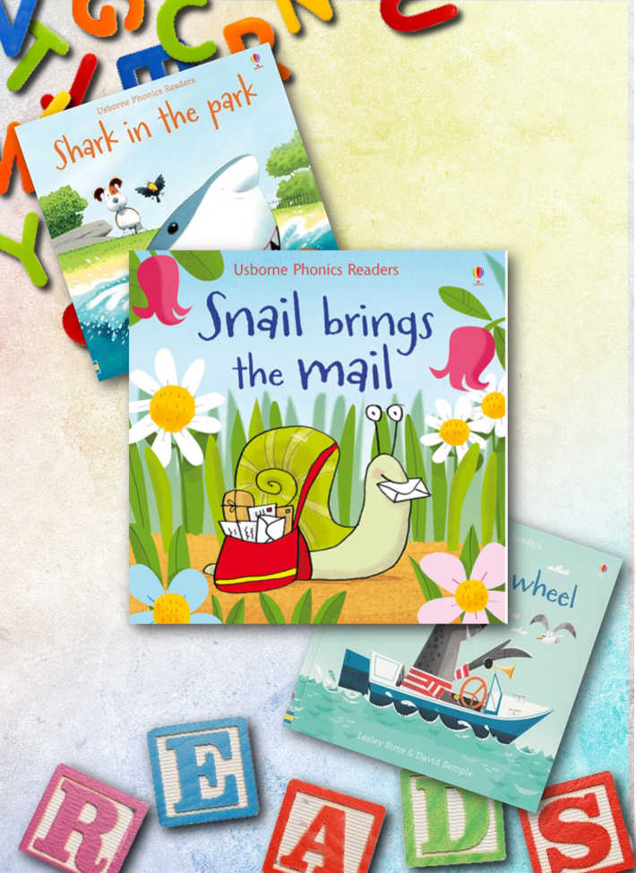 Some of our favorite letter S books for preschoolers.