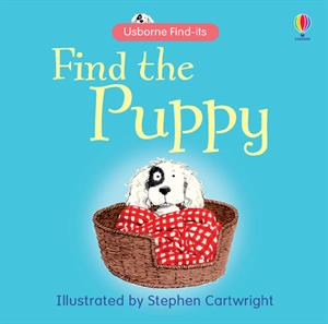 Find the Puppy letter p book