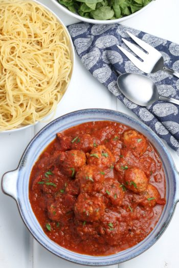 The Best Homemade Instant Pot Meatballs
