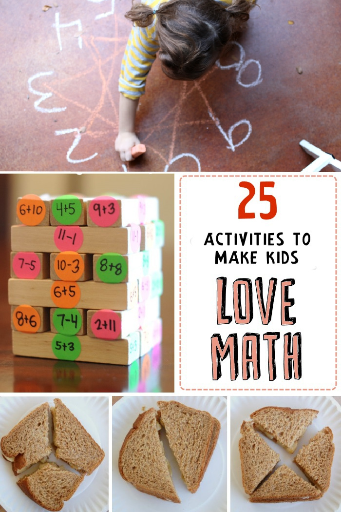 25 Fun Math Games & Activities for Kids Who Hate Math