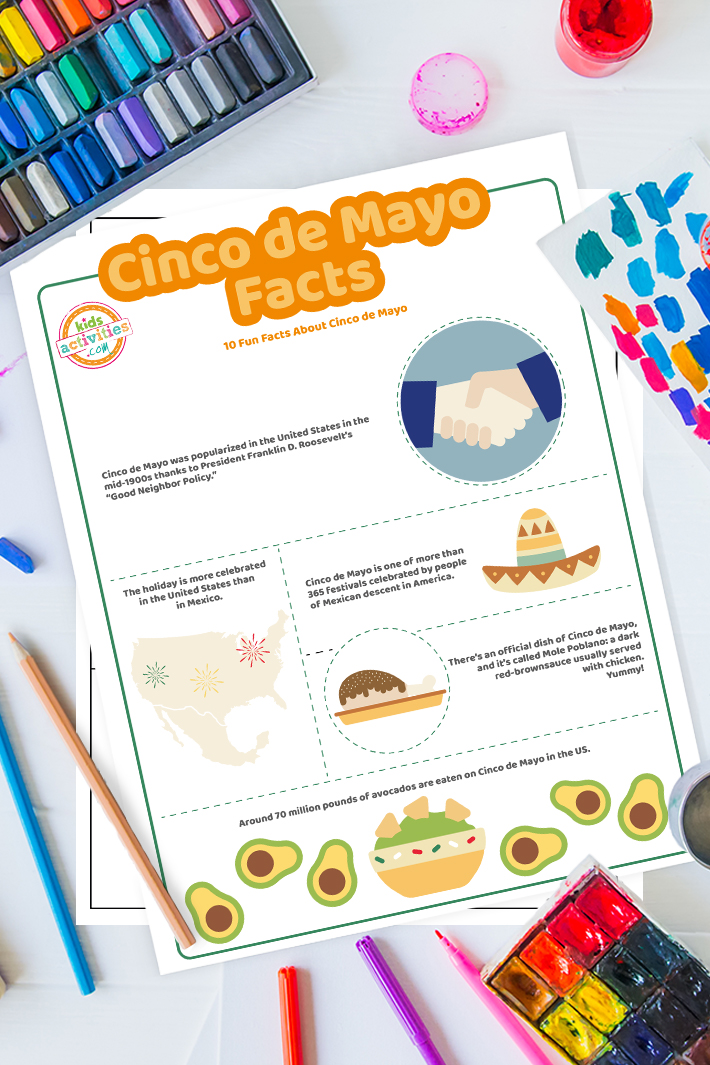 10 Cinco de Mayo Facts For Kids