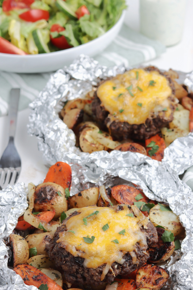 The Easiest & Best Hobo Packets Recipe