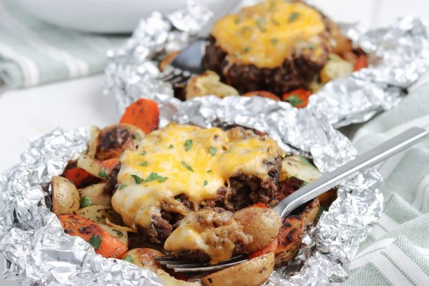 The Best Hobo Packets Recipe