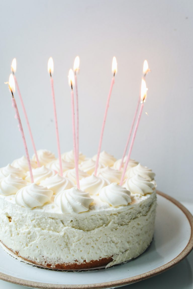 This Genius New Device Allows You To Blow Out Birthday Candles Without Spitting On The Cake