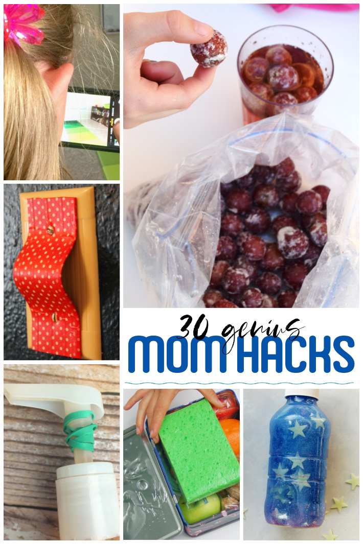 41 Tried & Tested Mom Hacks to Make Every Day Easier (and Cheaper)