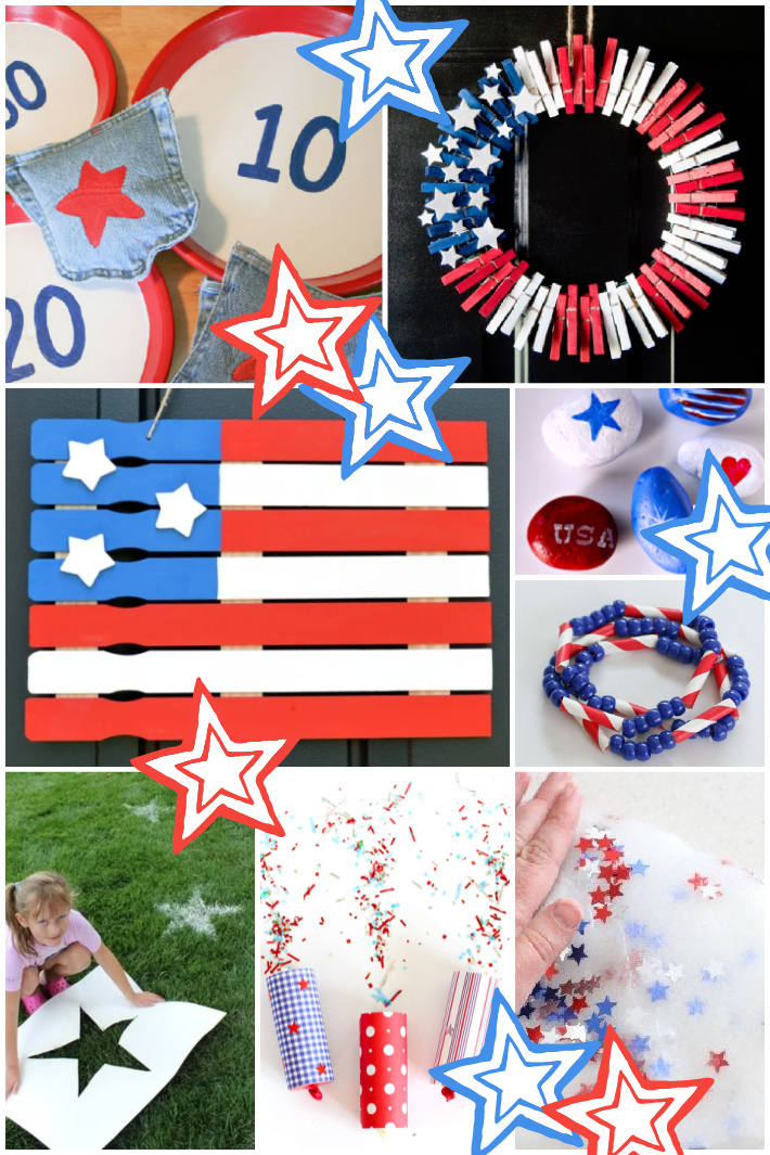 Fun Things to Do on the 4th of July: Crafts, Activities & Printables