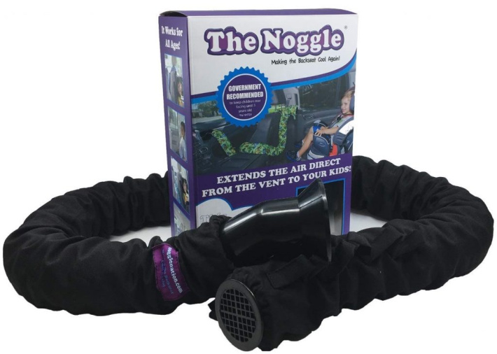 Noggle packaging and hose - Amazon