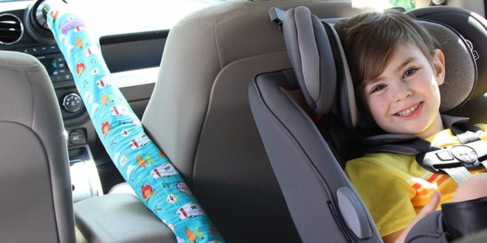 noggle tube takes cold air to car seats in the back of the car - amazon