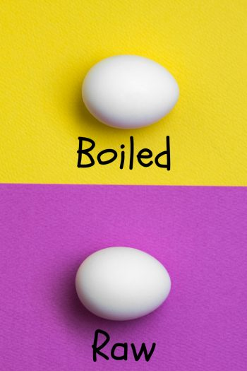Egg-Spin-Test-to-Determine-if-egg-is-cooked-or-raw-Kids-Activities-Blog