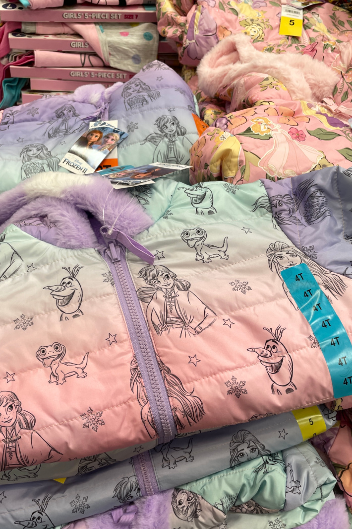 Costco Is Selling Disney Themed Reversible Jackets For Kids Just In Time For The Cooler Weather