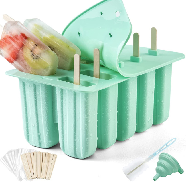 favorite popsicle mold for vanilla pudding pops from Amazon - Kids Activities Blog