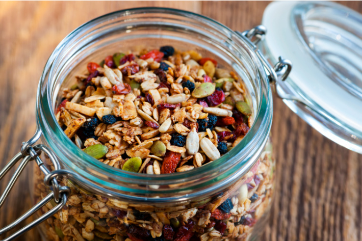 Homemade trail mix is great for picky eaters - Kids Activities Blog