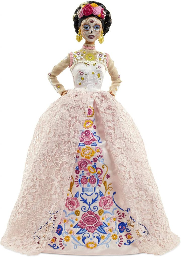 day of the dead barbie 2020 from Amazon