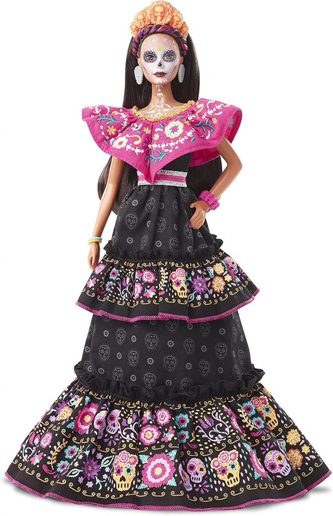 day of the dead barbie 2021