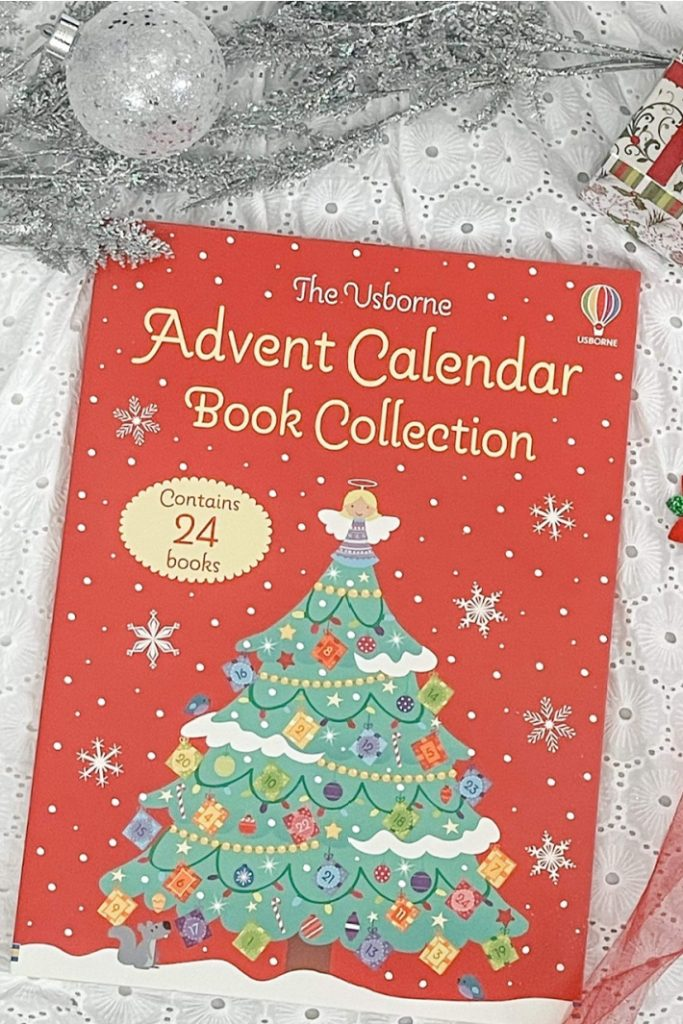 Book a Day Advent Calendar Book Collection from Usborne - Kids Activities Blog