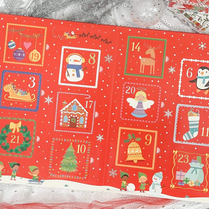 Countdown to Christmas with the Usborne Advent Calendar book collection - Kids Activities Blog