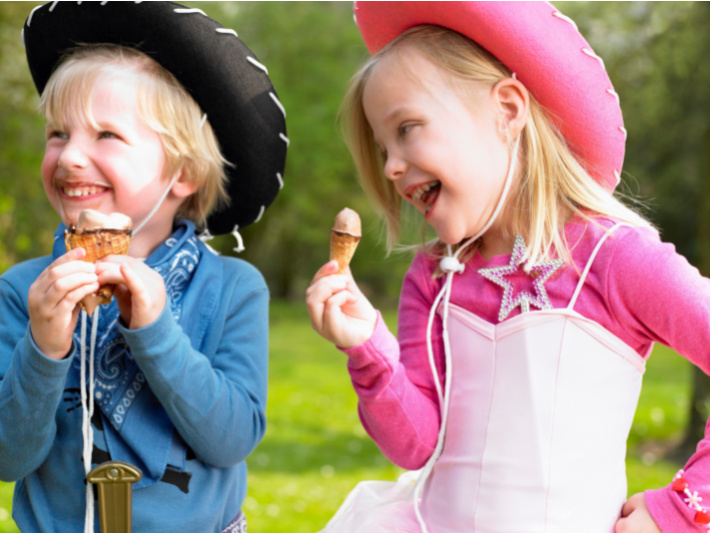 Cowboy Costumes for the Family  Kids Activities Blog