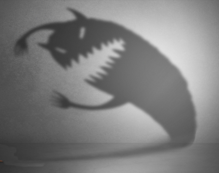 Scary Shadow Monster - Kids Activities Blog