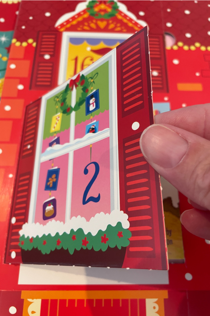 Book A Day Advent Calendar Makes Counting Down to Christmas More Fun!