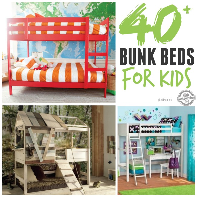 Bunk beds for kids - Our favorite bunk beds that you can buy