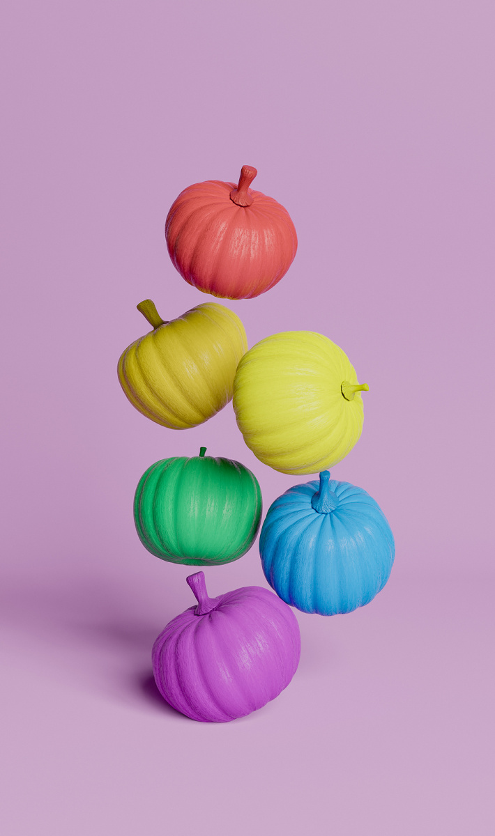 Here's The Special Meaning Behind Each Colored Pumpkin