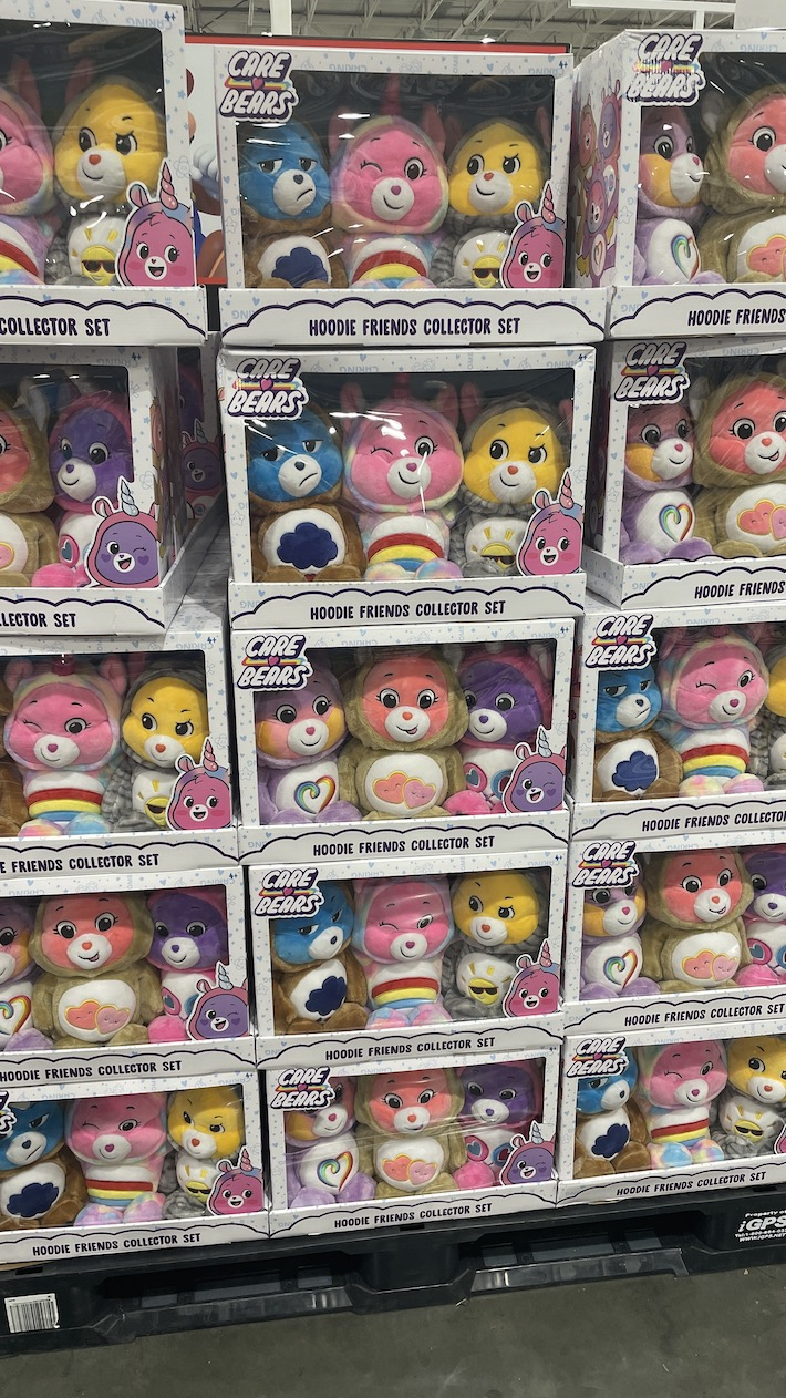 Costco Is Selling Care Bear Sets For Under $30