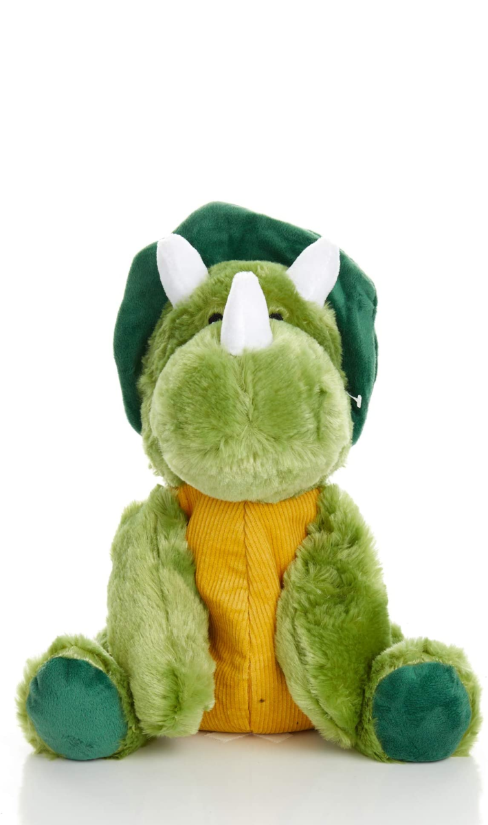 You Can Get A Stuffed Dinosaur That Heats Up In The Microwave and Smells Like Lavender